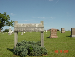 Ross and Hughes Cemetery