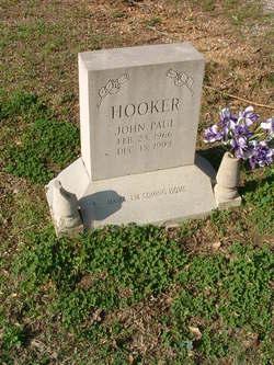 John Paul Hooker