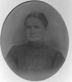Louisa Agnes Lou <i>Goodwin</i> Cook