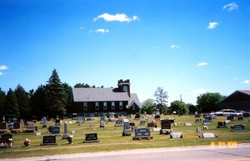 Zion Evangelical Lutheran Church Cemetery