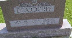 Marjorie <i>Jensen</i> Deardorff