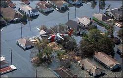Hurricane Katrina Victims