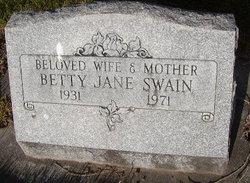 Betty Jane Swain