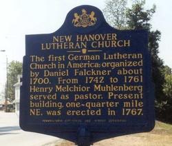New Hanover Lutheran Cemetery