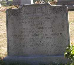 Henry Cranston Arnold