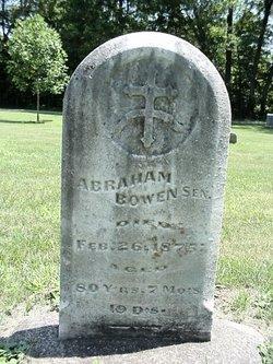 Abraham Young Bowen, Sr