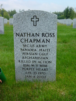 Nathan Ross Chapman
