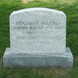 Benjamin Alvord, Jr