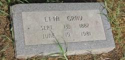 Etta May Gray