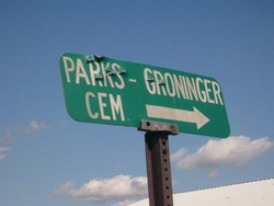 Parks-Groninger Cemetery