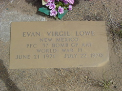 Evan Virgil Lowe