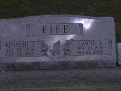 Carol Jean <i>Mahan</i> Fife