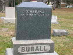 Oliver Burall
