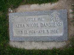 Azha Nicol Dansie