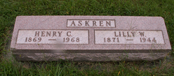 Lilly W Askren