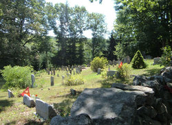 Cemetery of the First Baptist Church