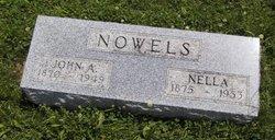 John A Nowels
