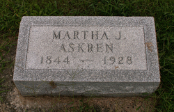 Martha Jane <i>Perry</i> Askren