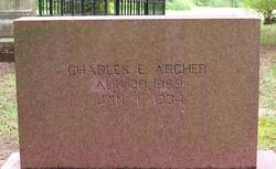 Charles E. Archer