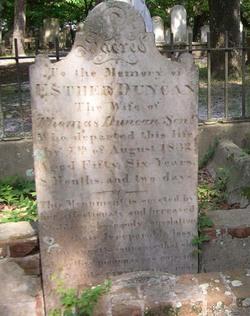 Esther Duncan