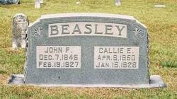Mary Mahalia Emma Callie <i>Stinson</i> Beasley