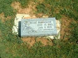 Bessie Brookbank