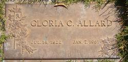 Gloria C. Allard
