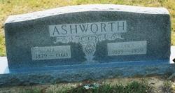James Alfred Alf Ashworth, Sr