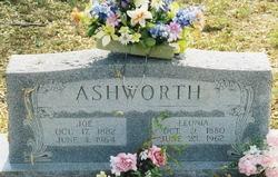 Joe Ashworth