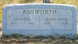 Monroe Tubb Ashworth