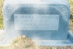 William Hobby Ashworth