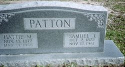 Hattie Miranda <i>Coffey</i> Patton