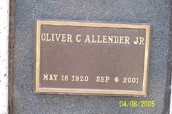 Oliver Canady Allender