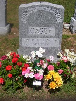 John Francis Casey, Sr