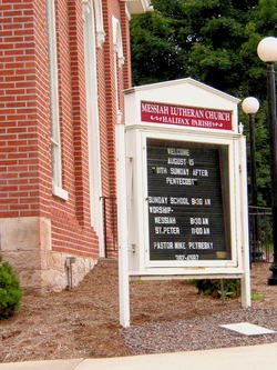 Messiah Lutheran Cemetery