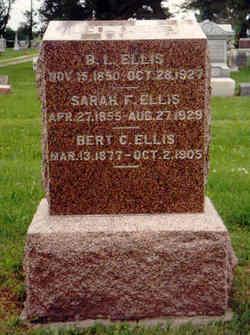 Berthol Clyde Bert Ellis