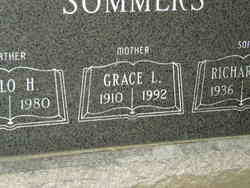 Grace Laura <i>Dick</i> Sommers