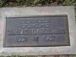 Charlotte B. Arcularius