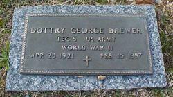 Dottry George Brewer, Sr