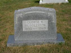 George William Willie Huddleston