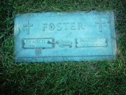 Francis Earl Frank Foster