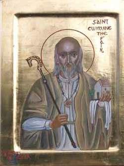 Saint Cummian