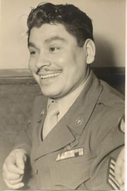 Sgt Salvador Sal Mata