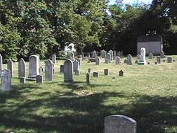 Stephens City United Methodist Church Cemetery