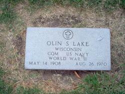 Chief Olin Sumner Jim Lake