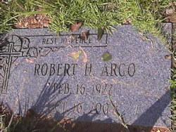 Robert Hershel Argo
