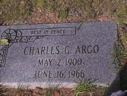 Charles Grover Argo