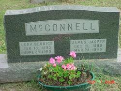 Lena Bernice <i>Marshall</i> McConnell