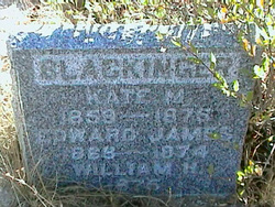 Edward James Blackinger
