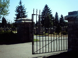 Mount Saint Marys Cemetery